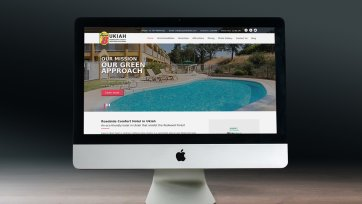 Responsive Hotel website design